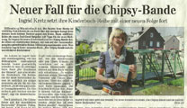 Chipsy 2 Rezension Dill-Zeitung 28.05.11