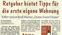 Home Sweet Home - Überlebenstipps ... Rezension Dill-Post