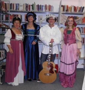 Lesung 2012 Neunkirchen