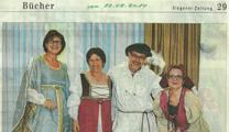 Artikel 22.05.2014 in Siegener Zeitung Die rose von Florenz