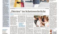 Musical DÖRRIEN Artikel Dill-Zeitung 09.05.18
