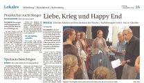 Musical DÖRRIEN Artikel Dill-Zeitung 01.09.18