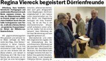 Musical DÖRRIEN Artikel Dillenburger Wochenblatt 11.10.18