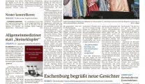 Musical DÖRRIEN Nachlese Dill-Zeitung 17.10.18